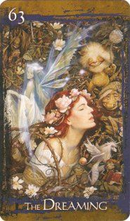 Heart of Faerie Oracle - by Brian Froud