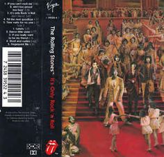 The Rolling Stones - It's Only Rock And Roll: buy Cass, Album, RM, Cap at Discogs