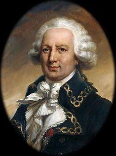 Le comte Louis-Antoine de Bougainville, né le 12 novembre 1729 à Paris et mort dans la même ville le 31 août 1811, est un officier de marine, navigateur et explorateur français. Il a mené en tant que capitaine, de 1766 à 1769, la première circumnavigation officielle française. (Wikipedia)