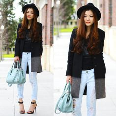 Get this look: http://lb.nu/look/5851463  More looks by Yuzi  Katrina: http://lb.nu/user/2563675-Yuzi-K  Items in this look:  All Saints Light Fur Coat, Charlotte Russe Single Sole Heel, Kate Spade Mint Bag   #winter #ootd #chic