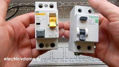 Перед покупкой защитного устройства стает выбор, какой тип устройства выбрать - УЗО электронное или электромеханическое? В статье http://electricvdome.ru/uzo...