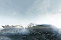 Zaha Hadid - Superyachts