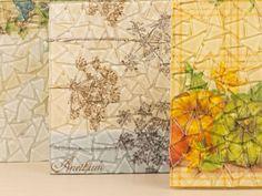 Arte Brasil | Mosaico com Decoupage - Patrícia Fugisse