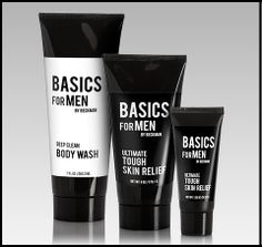 Basics for Men offers two new items for men: Ultimate Tough Skin Relief and Deep Clean Body Wash. MSRP $4.95-$12.95. American made. Available just in time for Christmas at 1-888-49-HANDS