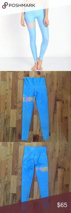 💙 teeki rainbow priestess blue hot pants 🦋 NWOT teeki rainbow priestess blue hot pants size S. No trades. No lowball offers ✌🏽 teeki Pants Leggings