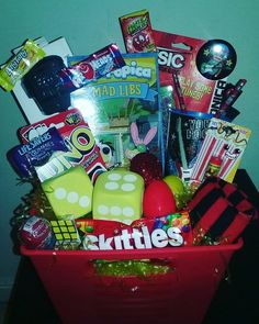 Cool easter basket gift ideas for kidsteens bath body works and cool easter basket gift ideas for kidsteens bath body works and five below easter pinterest teen bath basket gift and easter baskets negle Image collections
