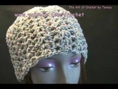 7 Winter Crochet Hat Patterns and Videos
