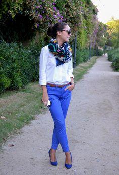 16 Ways To Wear A White Shirt