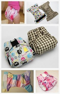 SuperFit OS Pocket Diaper Pattern :: BaaBaaBaby Online Shop