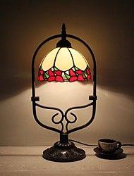 Metal - Lámparas de Escritorio - Multi tonos - Tradicional/ Clásico / Rústico/ Campestre / Tiffany Stained Glass Lamps, Stained Glass Windows, Mosaic Glass, Tiffany Lamps, Light Fittings, Glass Design, Bohemian Decor, Lamp Light, Candle Holders