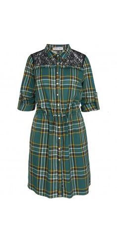 Sukienki codzienne - Kolekcja jesienna || Modne sukienki - ModernLine Rompers, Dresses, Fashion, Vestidos, Moda, Fashion Styles, Romper Clothing, Onesies, Dress