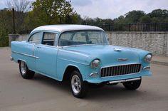 1955 Chevrolet Del Ray 210 V8 Hot Rod Low Specs