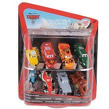 Disney Pixar Cars Wood Collection Tow Mater Truck Toys
