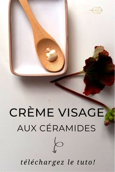 Apprenez à faire facilement une crème visage avec une super texture et des ingrédients pour hydrater votre peau. #DIY #cosmétiquesmaison Skin Care, Tableware, Texture, Diy, Homemade, Homemade Cosmetics, Health And Beauty, Surface Finish, Dinnerware