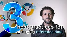 3 Best Practices for Managing Reference Data Data Quality, Business Intelligence, Data Analytics, Best Practice, Challenges, Education, Onderwijs, Learning