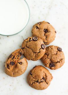 Gluten-free Coconut Flour Chocolate Chip Cookies Recipe