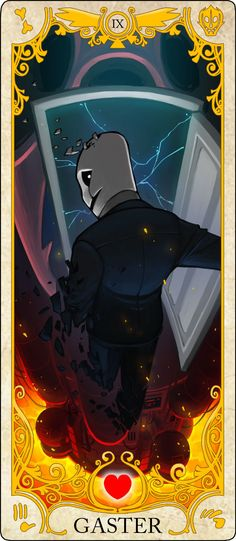 wd gaster - Google Search