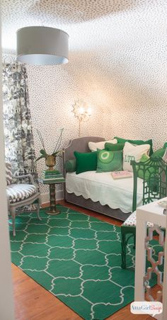 Decorating with Color and Pattern: Designer Showhouse Inspiration