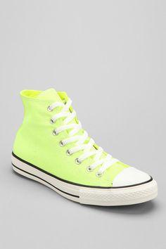 0497402ee9e7a0 Converse Chuck Taylor All Star Men s Neon Sneaker