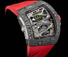 With the RM Tourbillon Alain Prost, Richard Mille brings cycling into the world of luxury watchmaking with an original odometer. Richard Mille, Alain Prost, High End Watch Brands, Tourbillon Watch, High End Watches, Custom Design Shoes, Custom Boots, Telling Time, Leather Accessories