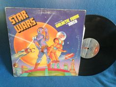 RARE Vintage Meco Star Wars and Other Galactic by sweetleafvinyl