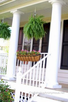 Phenomenal Super Creative Hanging Garden Ideas For Front Porch: 25 Best Ideas https://freshouz.com/super-creative-hanging-garden-ideas-front-porch-25-best-ideas/ #home #decor #Farmhouse #Rustic