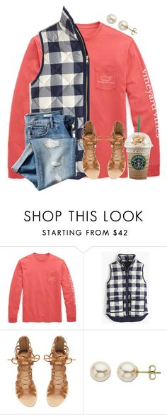 """QOTD: what's your favorite preppy brand? AOTD: Lauren James! Comment yours!"" by preppy-horsegirl ❤ liked on Polyvore featuring Vineyard Vines, J.Crew, Gap, Zara and Lord & Taylor"