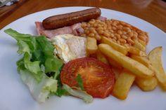 English Breakfast. Love it. Love London