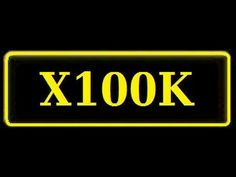 X100K NEWS! 12/15/2014  IMPORTANT UP DATE: New Feature for Sign ups! X100K is Changing Lives!
