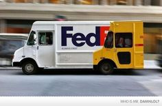 I See What You Did FedEx!