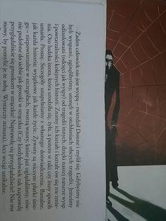 Fragment książki Amerykańscy Bogowie Neila Gaimana.