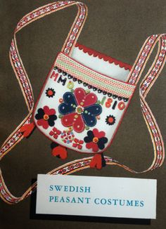 Thank you all so much for the wealth of information you provided in your comments on the last post. I am now happily at the trip-planning stage, and am really looking forward to visiting Sweden in … Scandinavian Embroidery, Swedish Embroidery, Inkle Weaving, Inkle Loom, Folk Clothing, Clothing And Textile, Scandinavian Fashion, Scandinavian Art, Textile Fiber Art
