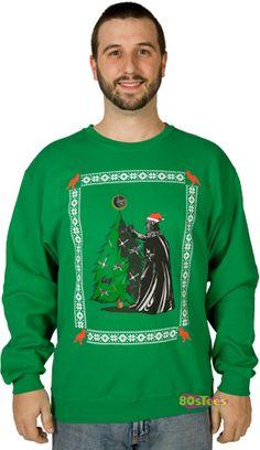 GI Joe Faux Ugly Christmas Sweater | Gi joe, Ugliest christmas ...