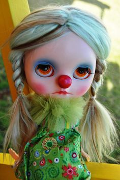 Retrooting services for blythe doll made by by BlytheinWonderland