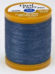 Coats Denim thread has a heather appearance that blends in with denim fabric making it a great choice for seams and topstitching. It also blends well when mending or repairing jeans. Use a size 11 or 14 machine needle or a 7 or 8 for hand sewing. Features: Goldenrod Snap Trap Spool Extra strong, polyester …