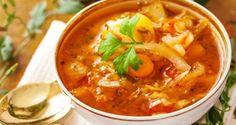 Perdez du poids avec cette délicieuse soupe brûle-graisse qui vous aidera à maigrir.
