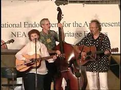 "Hazel Dickens Performs ""West Virginia, My Home"" at the 2003 Smithsonian Folklife Festival"