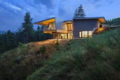 Lefebvre-Smyth Residence in BC, Canada by CEI Architecture