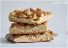 Gluten-free almond-butter-cake, a german classic, a perfect treat ---- Glutenfreier Butterkuchen, perfekt zum Verwöhnen und lecker zu allen Gelegenheiten