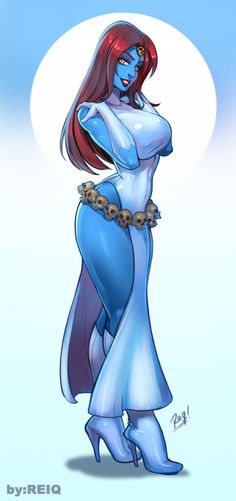 Mystique by REIQ