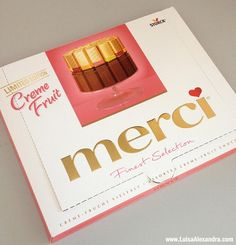 MERCI Limited Edition Creme Fruit - http://gostinhos.com/merci-limited-edition-creme-fruit/