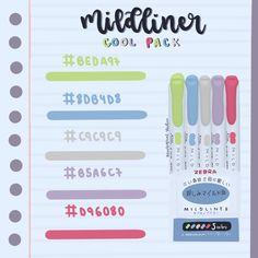 Flat Color Palette, Pastel Colour Palette, Colour Pallete, Hex Codes, Hex Color Codes, Life Hacks For School, Beautiful Notes, Good Notes, Study