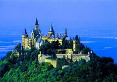 German+Castles | Medieval Castles-German Castles | Swords and Armor