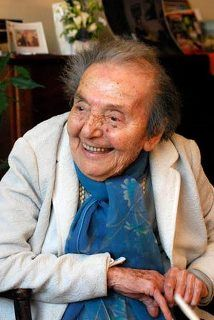 """I look where it is good... I know about the bad, but I look at the good things.""  ~ alice herz sommer (108- year-old holocaust survivor)"