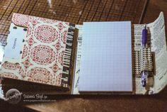Bilancio Notebook - Paper Craft Planet