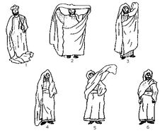 Headwear and mantles in Egyptian and western Arabic dress in the fifth to seventh centuries after the Hijra (late 10th to thirteenth centuries c.e.)