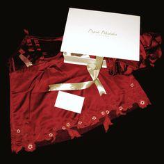 Dyah Pitaloka Lingerie collection
