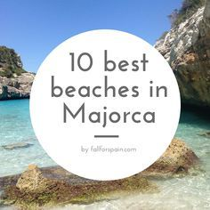 Discover the most beautiful beaches on this spanish island!