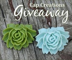 $25 Jewelry Gift Card by Cap Creations #Giveaway! Deadline to enter is September 15, 2012.
