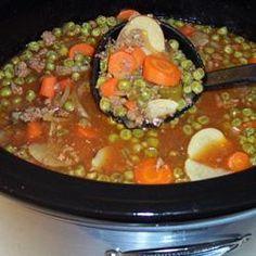 Hamburger Soup II Allrecipes.com